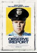 Observe and Report (2009) Poster #1 Thumbnail