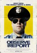 Observe and Report (2009) Poster #2 Thumbnail