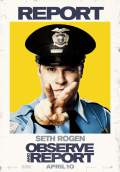 Observe and Report (2009) Poster #3 Thumbnail