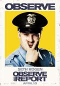 Observe and Report (2009) Poster #5 Thumbnail