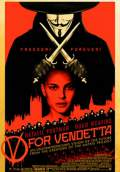 V for Vendetta (2006) Poster #3 Thumbnail