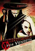 V for Vendetta (2006) Poster #4 Thumbnail