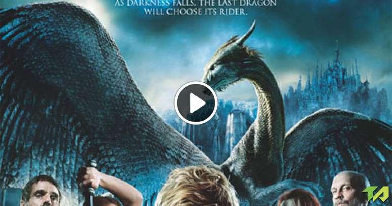 eragon dragon rider full movie english