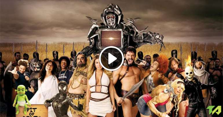 meet comes the spartans trailer
