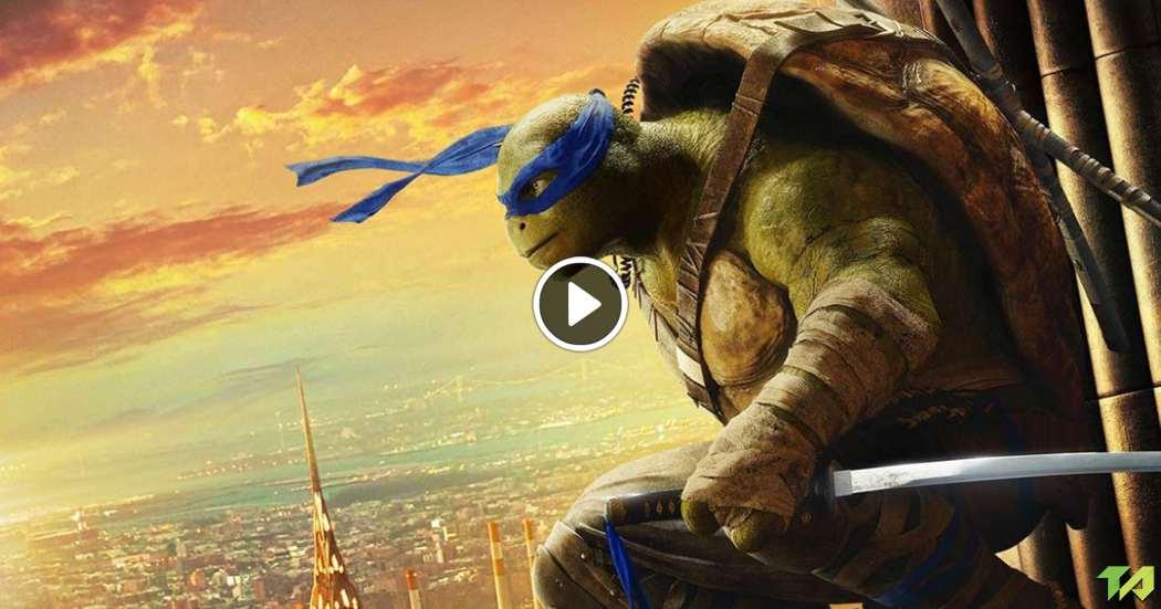 Teenage mutant ninja turtles out of the shadows international trailer