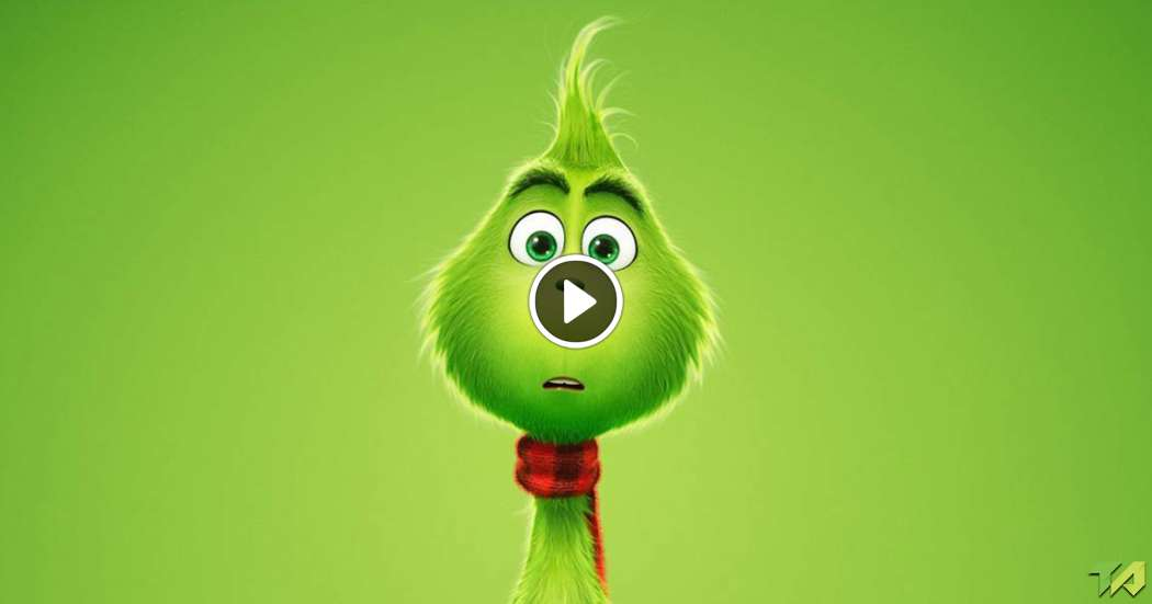 The Grinch Theatrical Trailer (2018)
