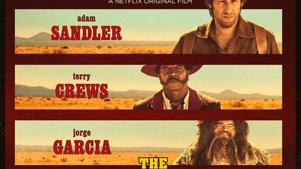Make It Happen >> The Ridiculous 6 Trailer (2015)