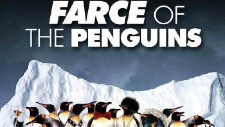 Farce of the penguins 2007 traileraddict for Farcical films