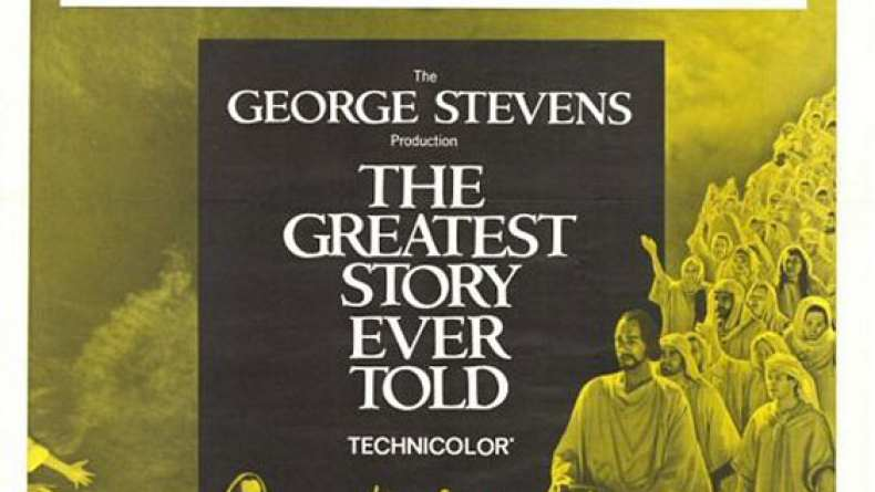 the greatest story ever told essay The greatest story never told this research paper the greatest story never told and other 63,000+ term papers, college essay examples and free essays are available.