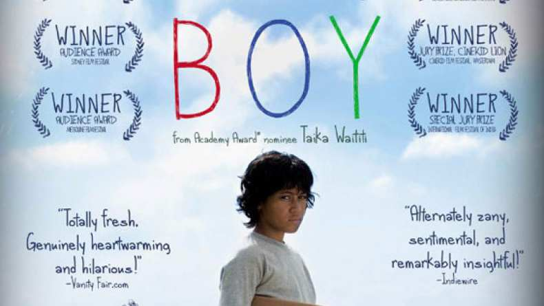 boy by taika waitit essay The hollywood reporter announced that rockwell has found his latest project in taika waititi's world war ii movie hence, when the boy finds out that his mother is hiding a jewish girl in the attic of their home, he initially tries to get rid of her to the best of his abilities eventually, the boy learns to see the girl as human the fact that jojo.