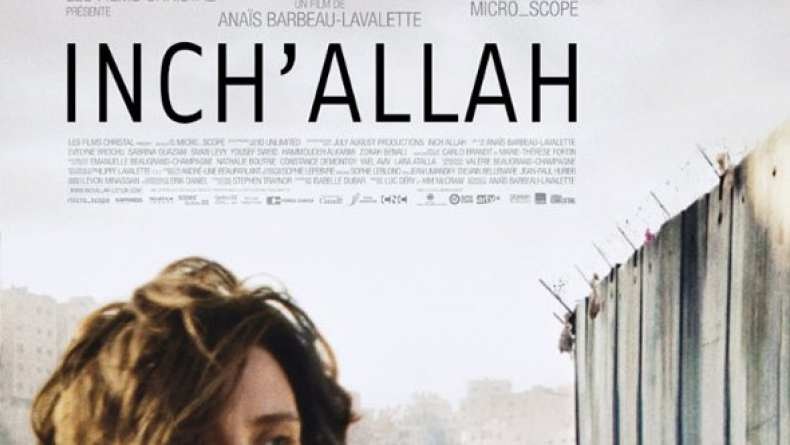 inch allah Director of inch'allah dimanche, algerian immigrant adjusting to french culture (film loosely based on her life.
