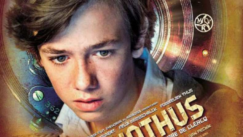 Movie Poster 2019: Labyrinthus Trailer (2014