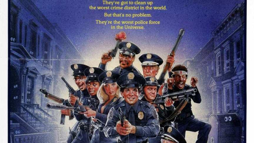 Police Academy 2 Deutsch