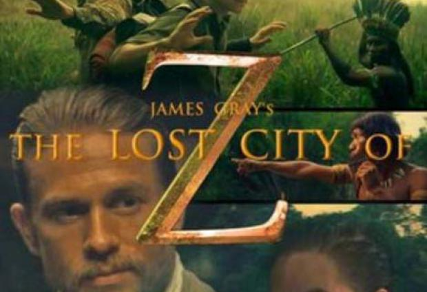 The Lost City of Z - Trailer