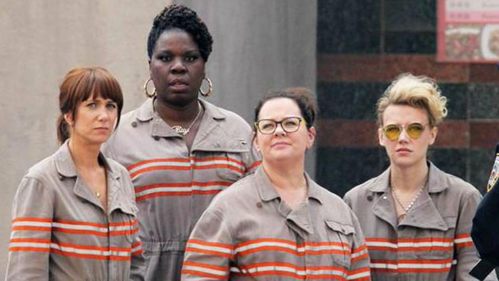 Ghostbusters Female Cast (2016)