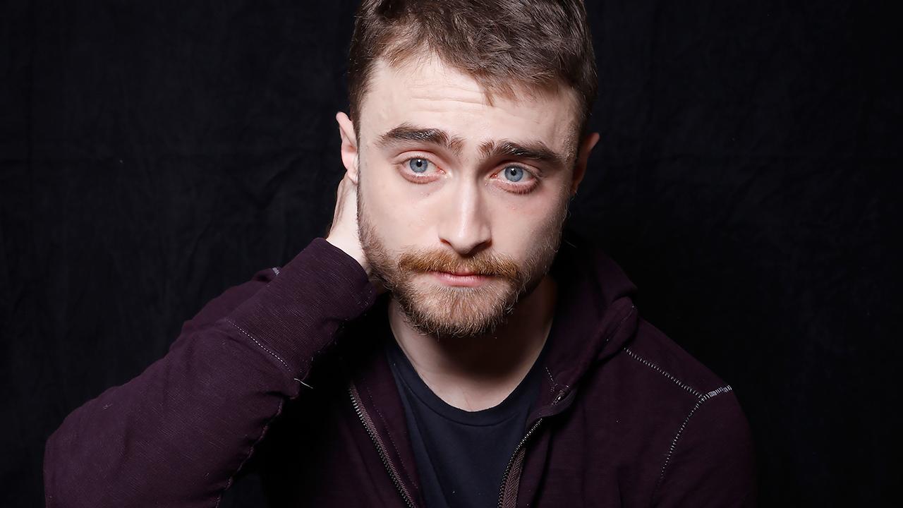 Daniel Radcliffe Pensive