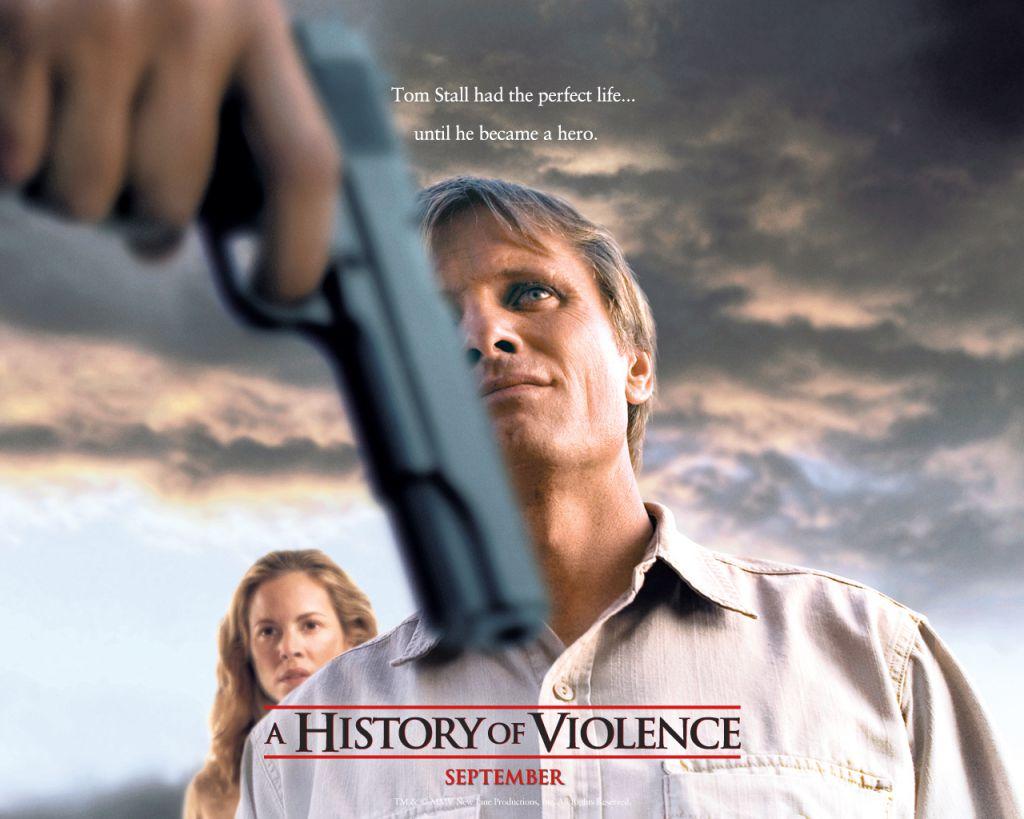 A History of Violence Quad