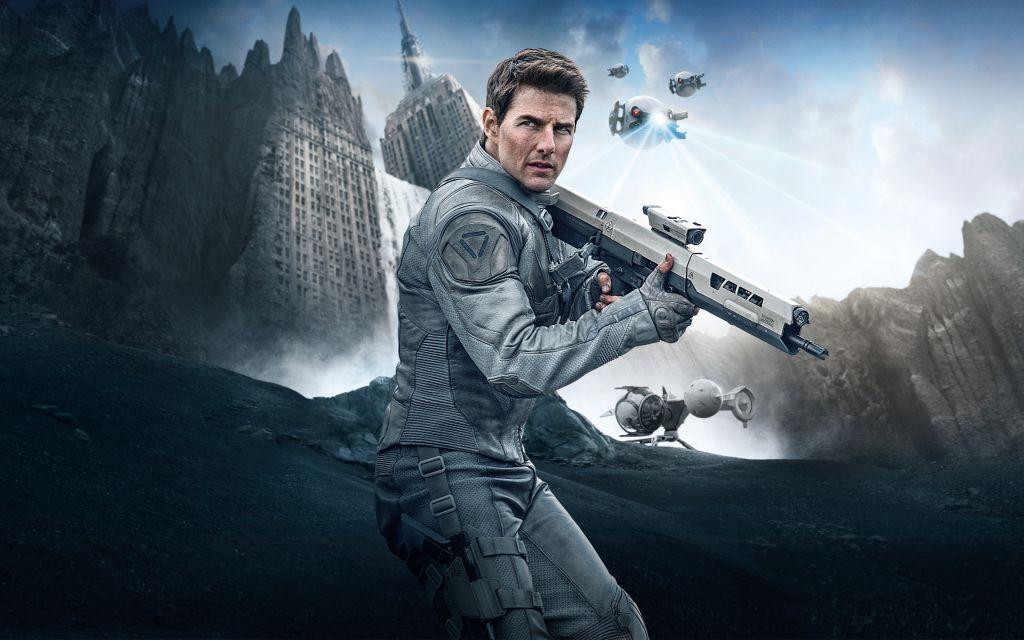Oblivion (2013) Wallpaper
