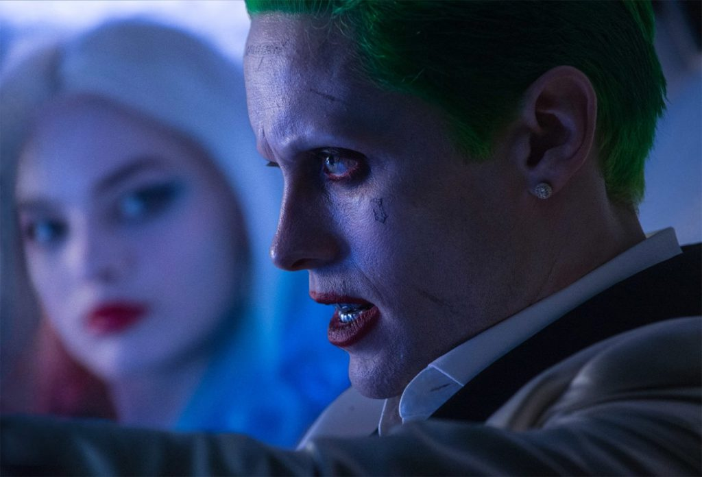 Joker and Harley in Suicide Squad