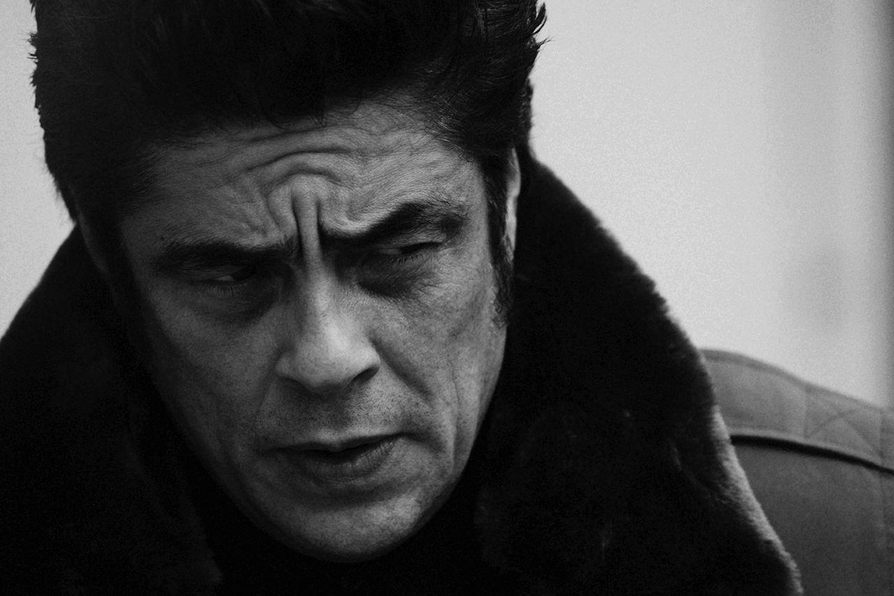 Benicio Del Toro Predator
