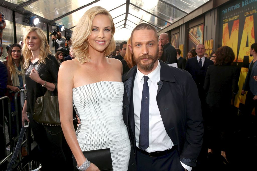 Charlize Theron Tom Hardy