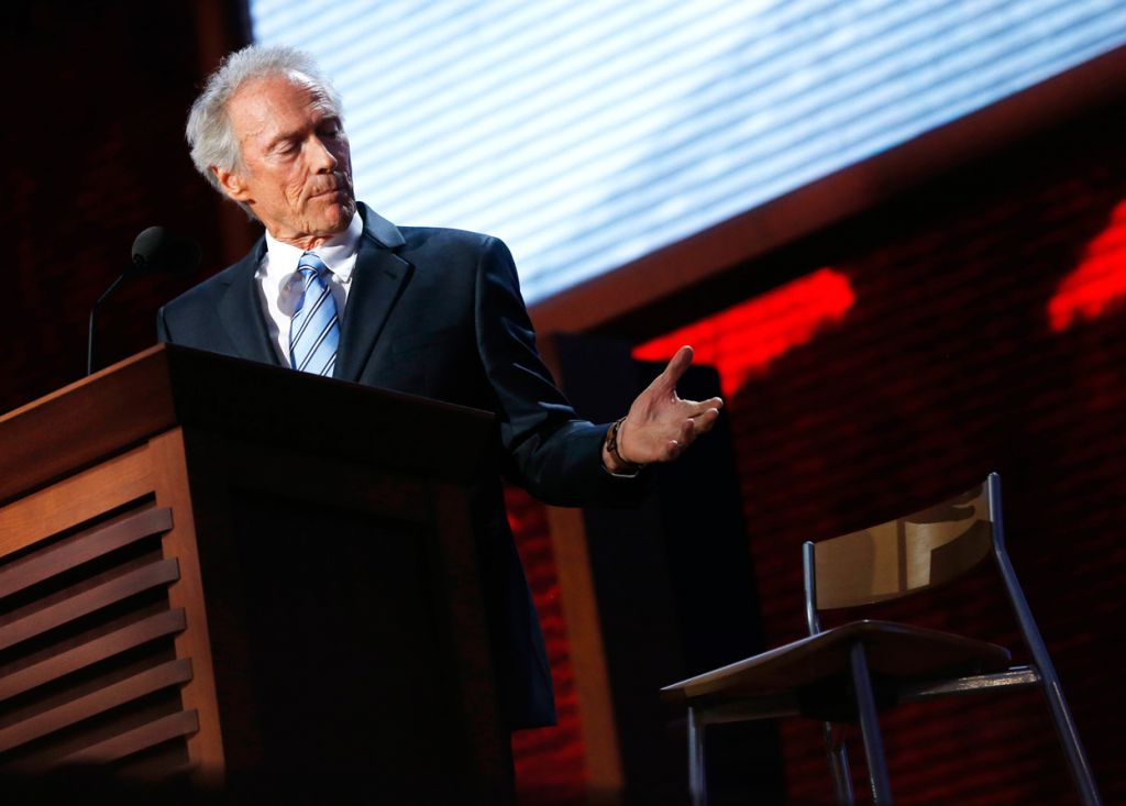Clint Eastwood Republican Controversy