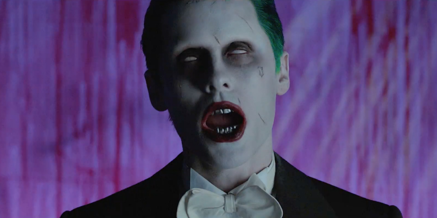 jared leto channeled david bowie for joker role in suicide squad. Black Bedroom Furniture Sets. Home Design Ideas