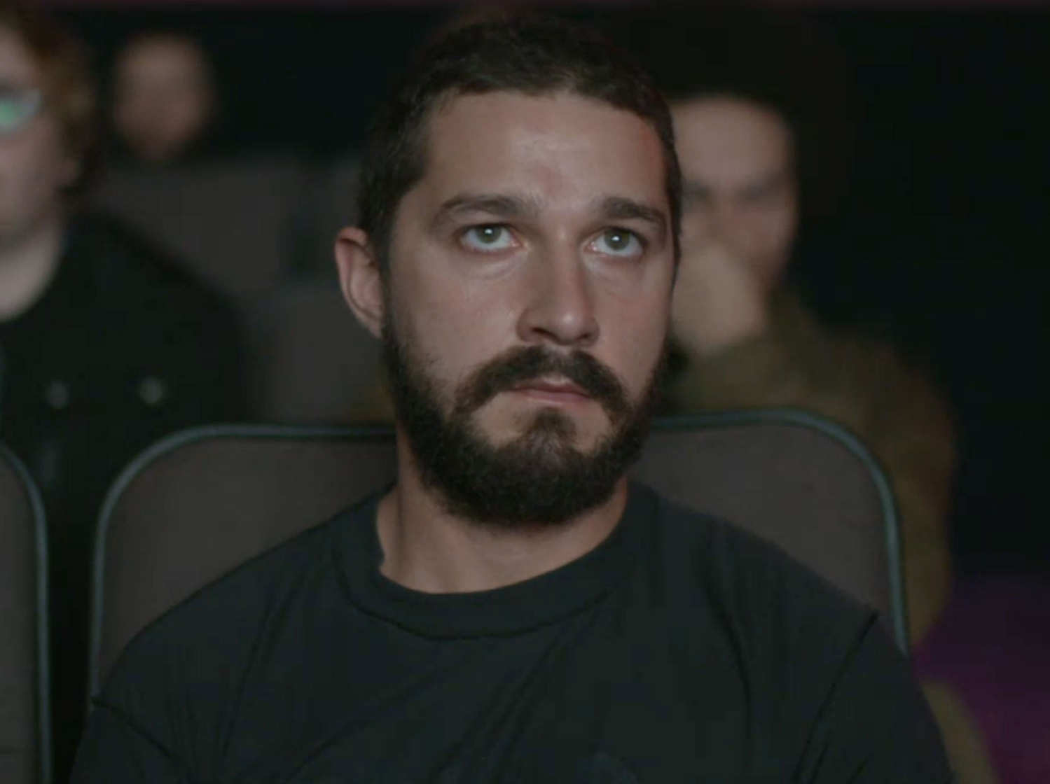 Shia LaBeouf In Explet... Shia Labeouf Transformers