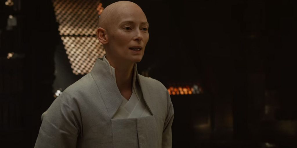 Tilda Swinton Ancient One