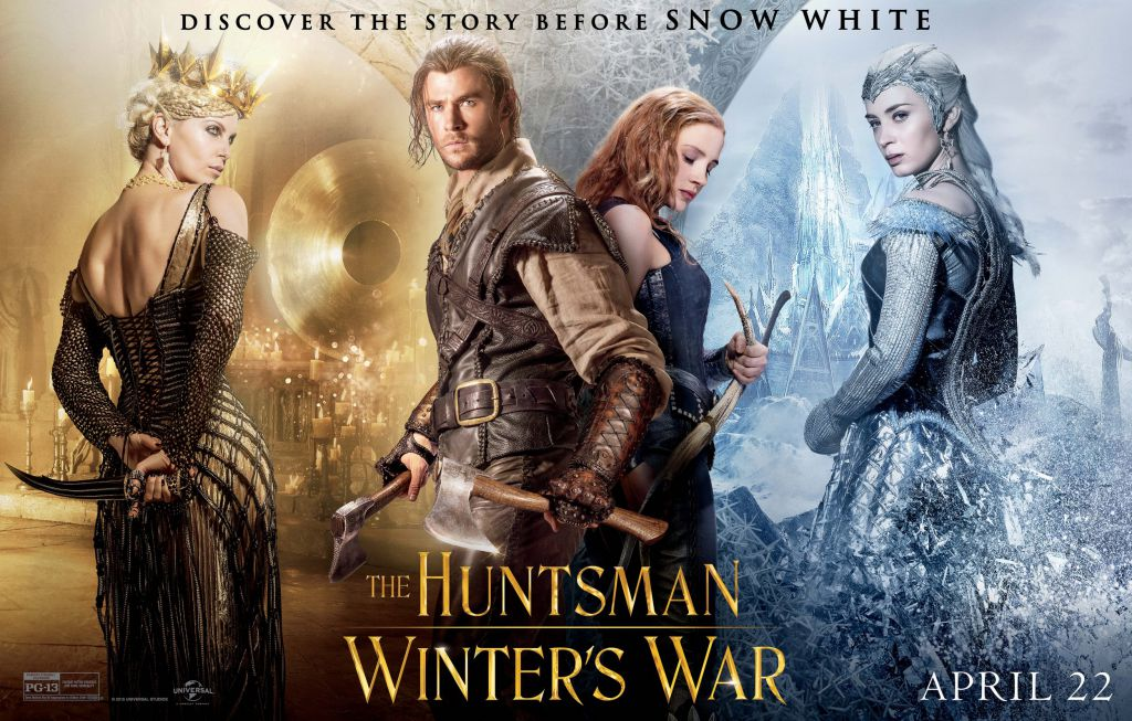 The Huntsman Winter's War Wallpaper