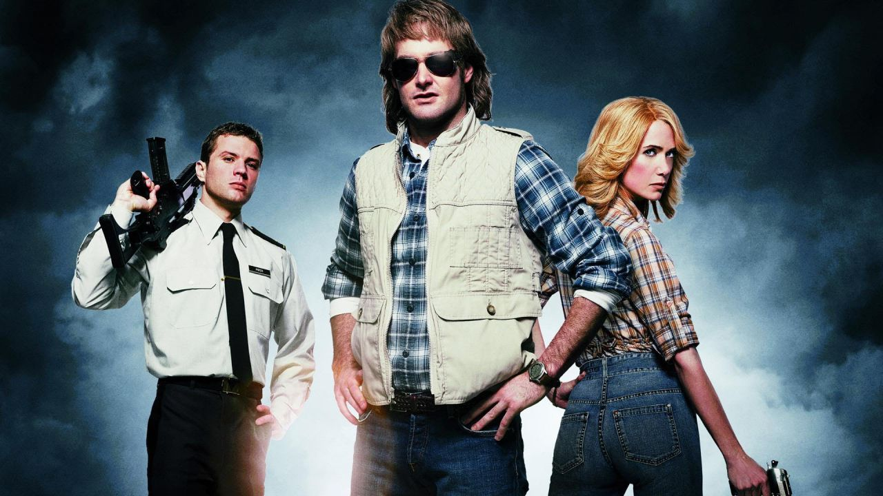MacGruber Wallpaper