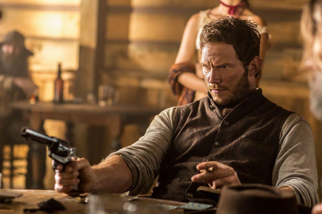 Chris Pratt in Magnificent Seven