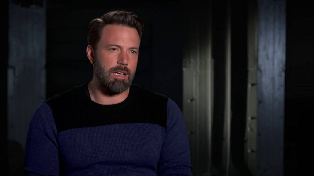 Ben Affleck Interview for The Accountant