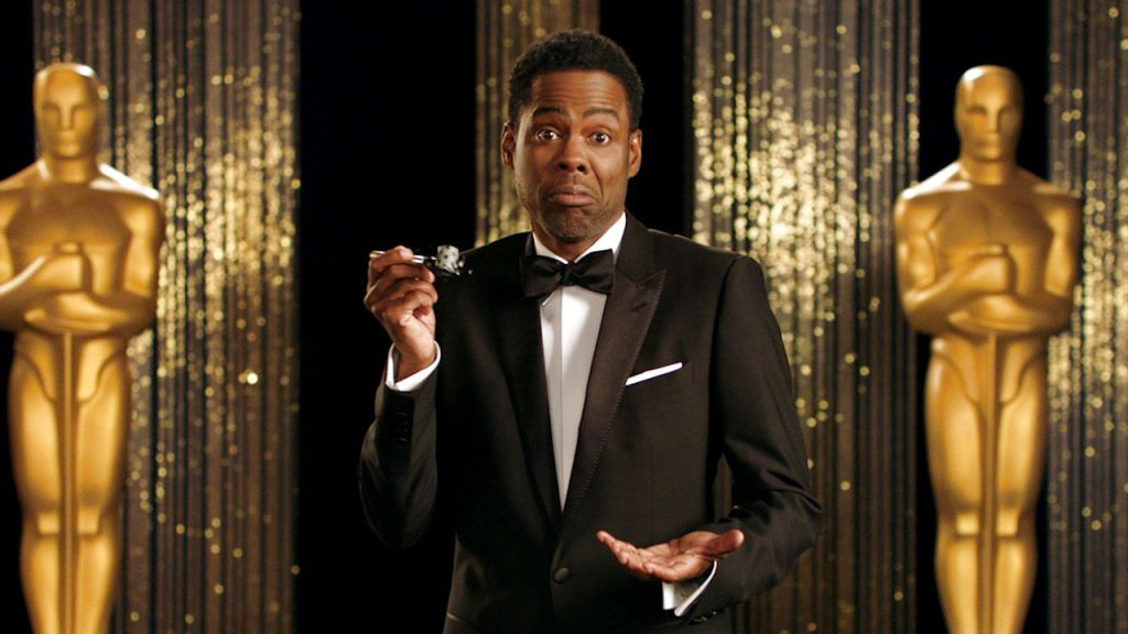 Chris Rock Oscars Promo