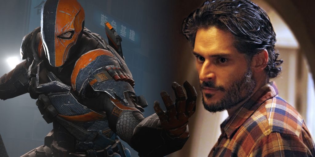 Deathstroke for The Batman