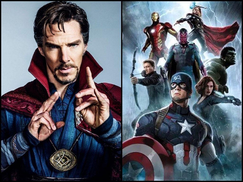 Doctor Strange in Avengers
