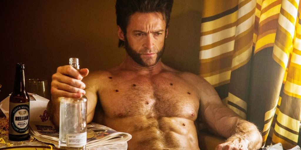 Hugh Jackman X-Men Wolverine