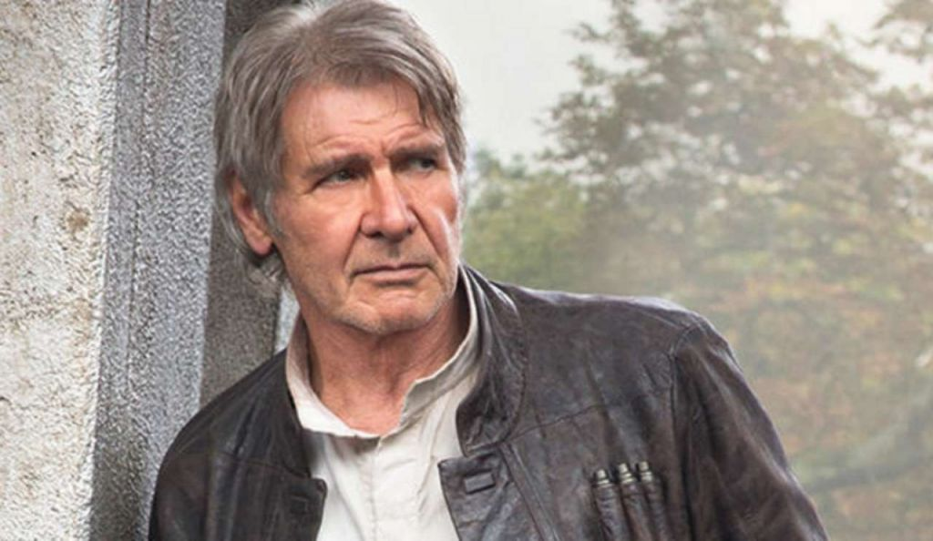 Harrison Ford injury on set of Star Wars: The Force Awakens