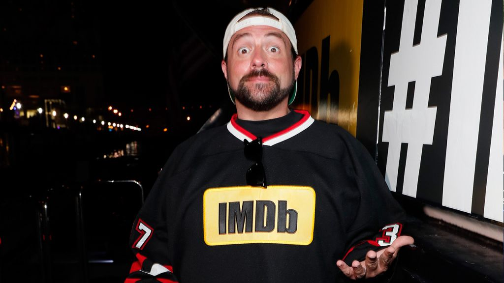 Kevin Smith Pitching Mallrats