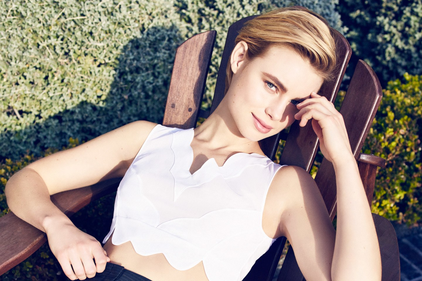 Lucy Fry Links Up With Will Smith For 2017 Netflix