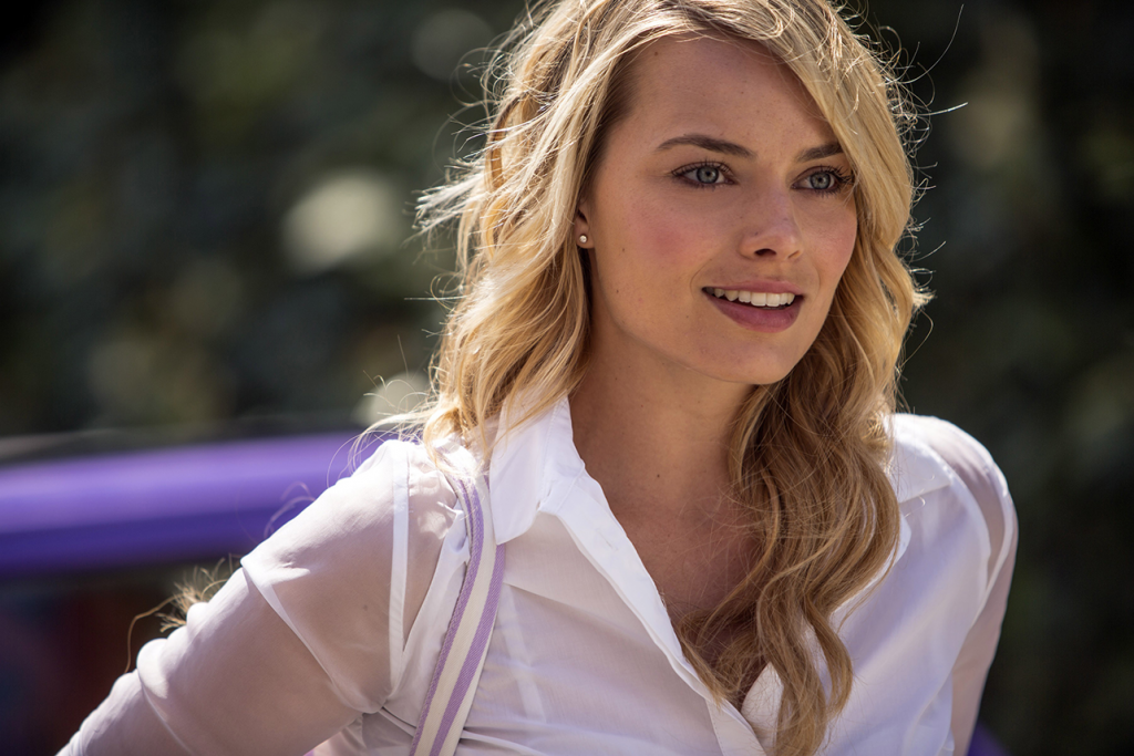 Margot Robbie Peter Rabbit