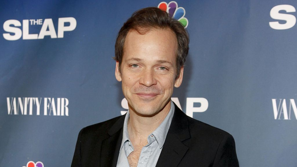 Peter Sarsgaard in Jackie