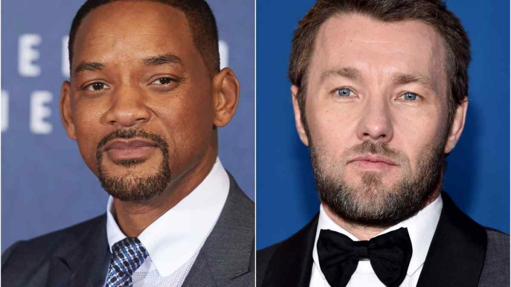 Will Smith and Joel Edgerton for Bright