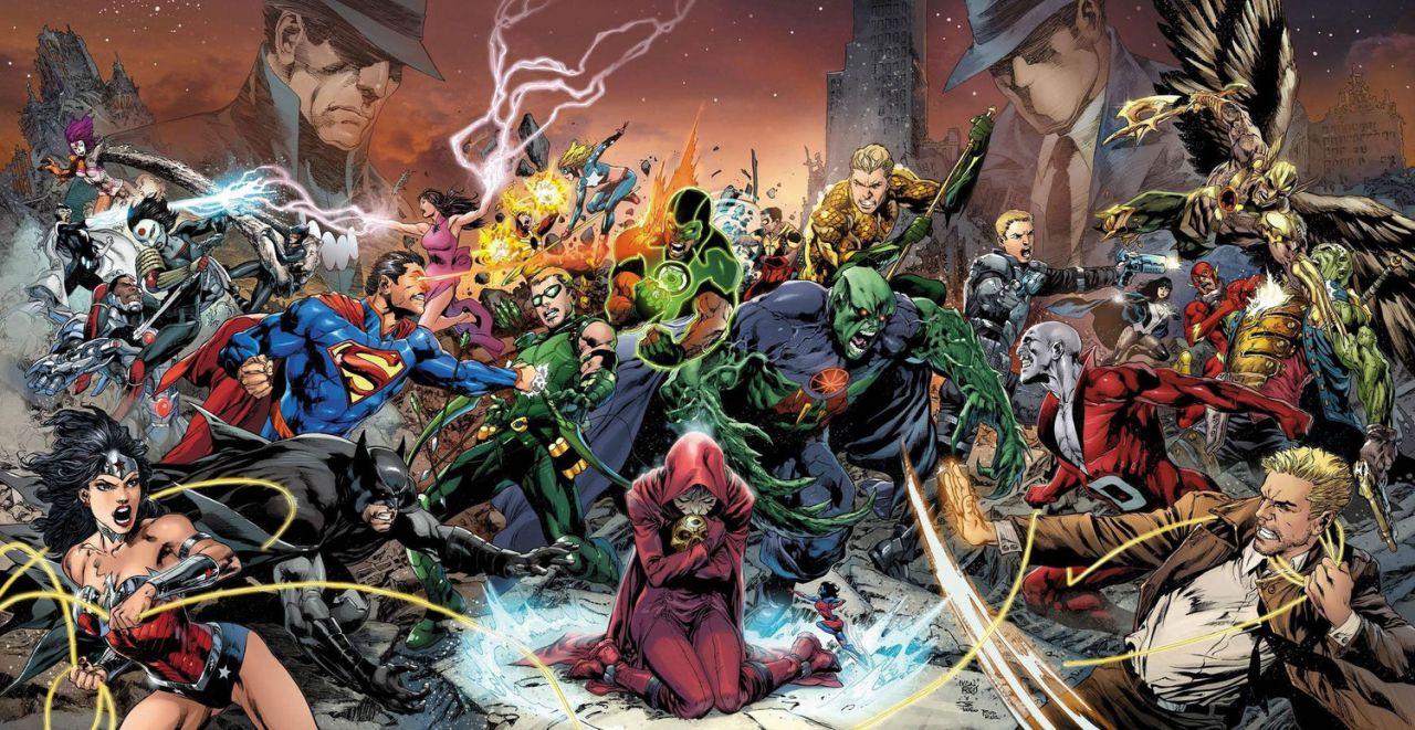 DC Dark Universe