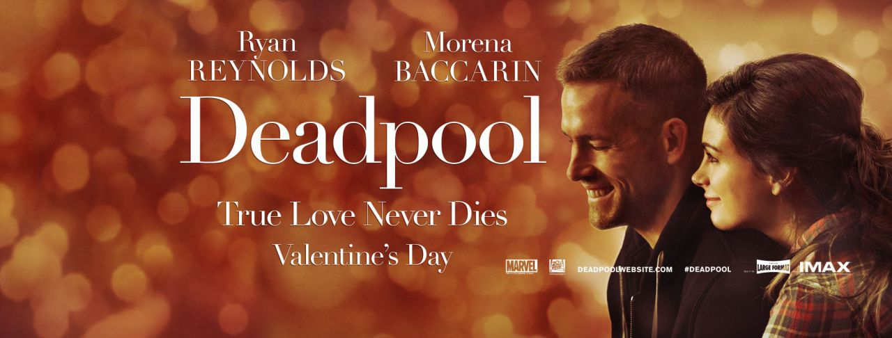 Deadpool Romantic Ad