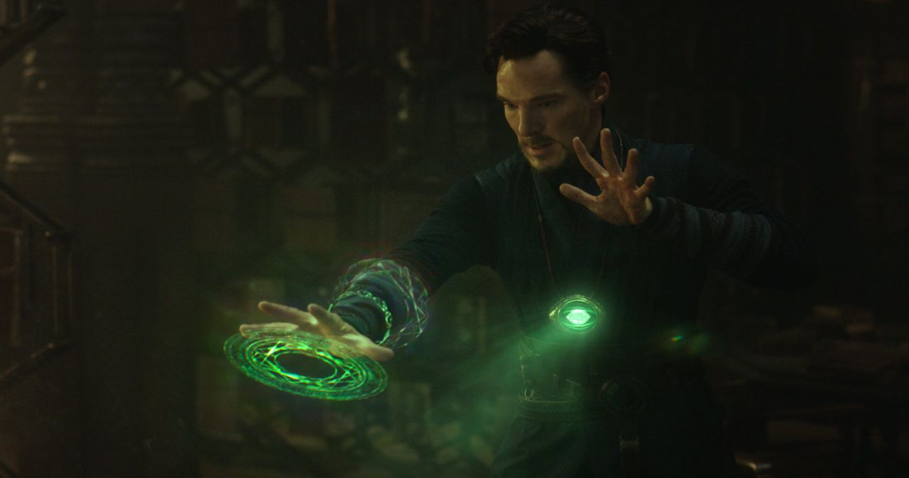 Doctor Strange End Credits