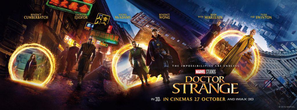 Doctor Strange Quad