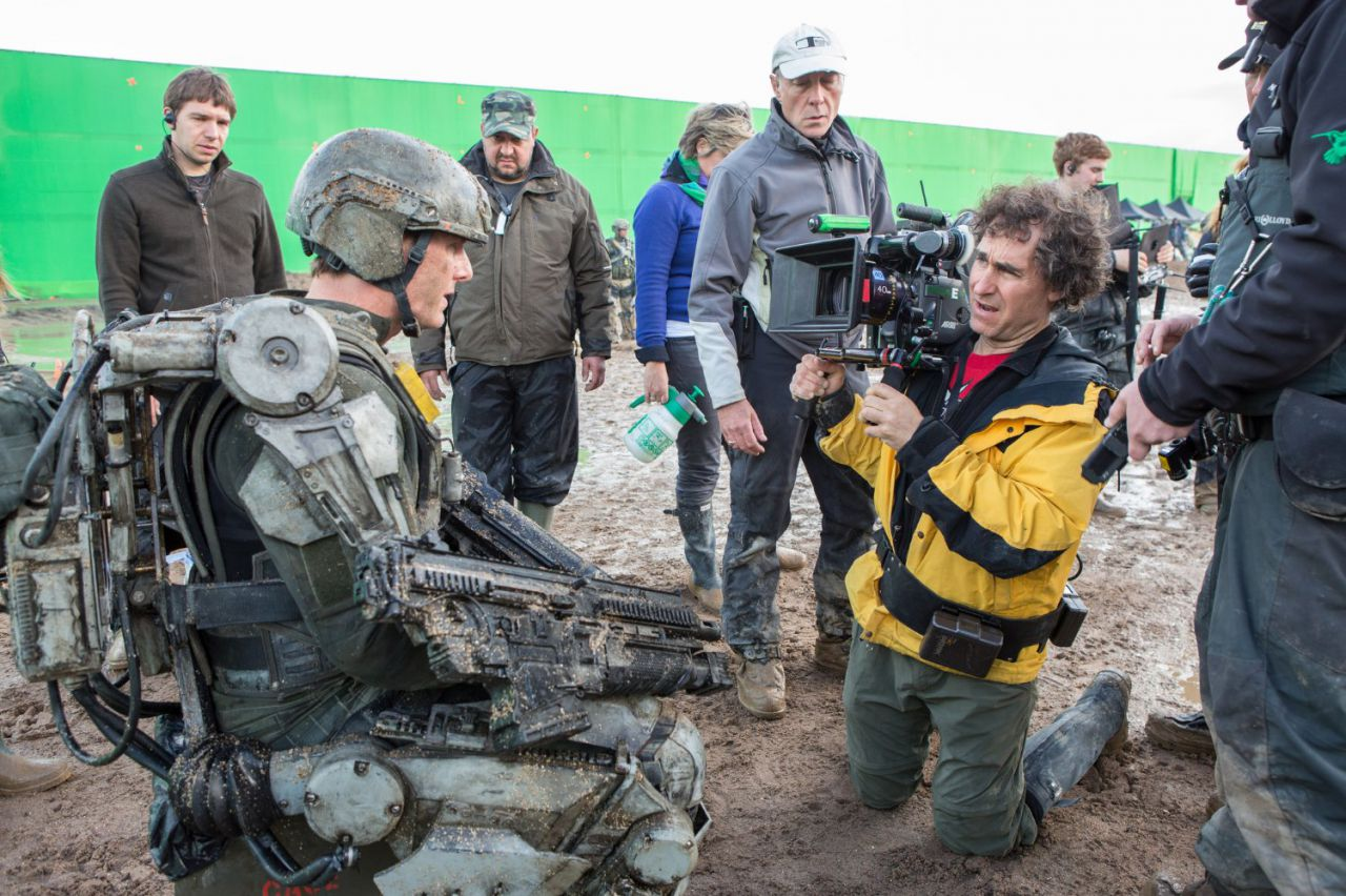 Doug Liman on Edge of Tomorrow