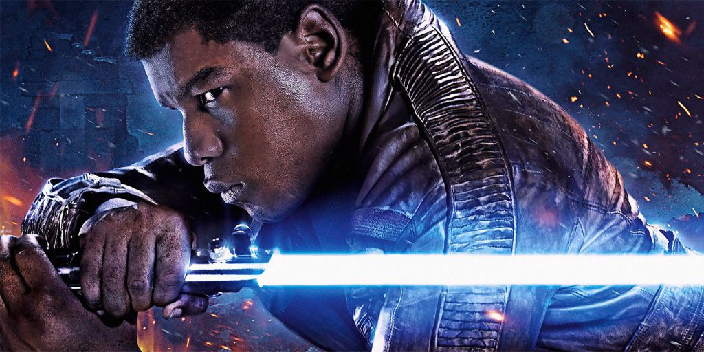 Finn Star Wars The Force Awakens