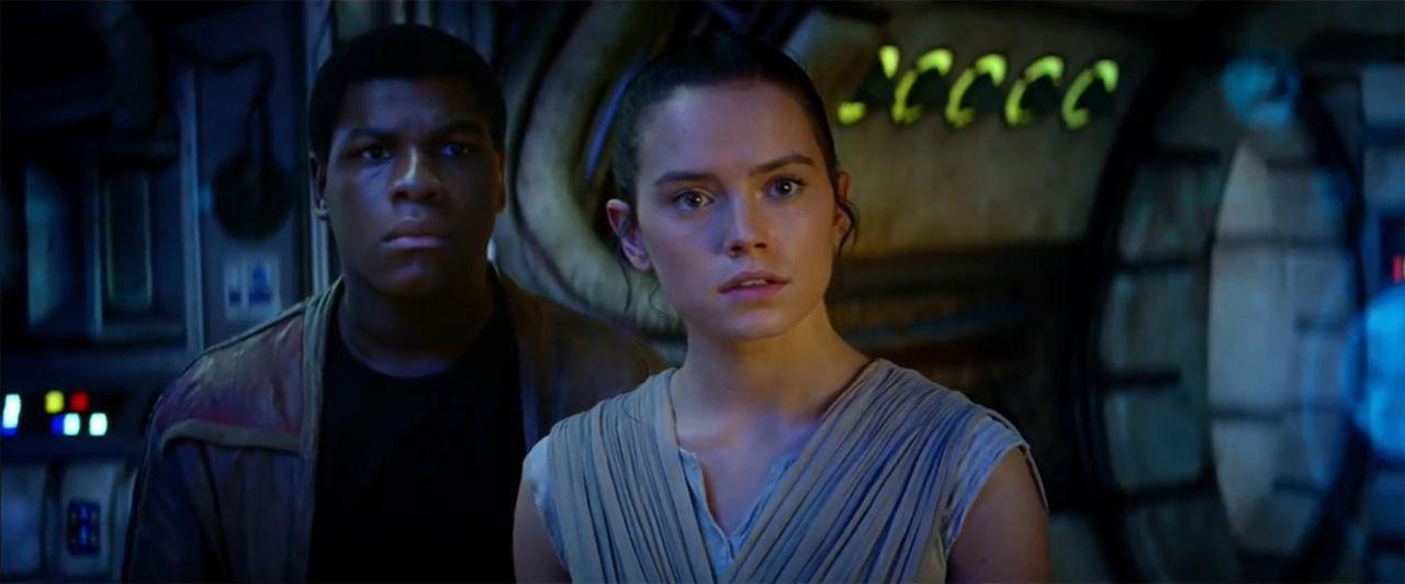 Rey's Parentage